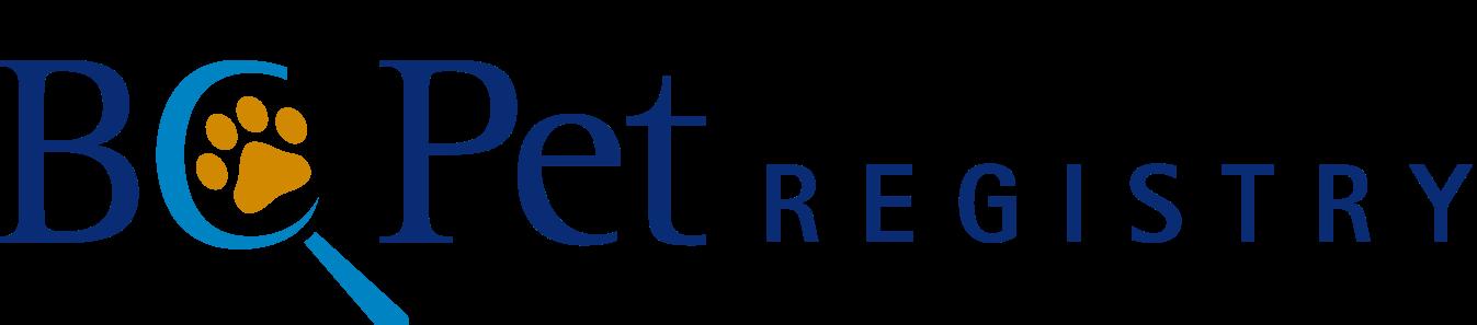 BC Pet Registry